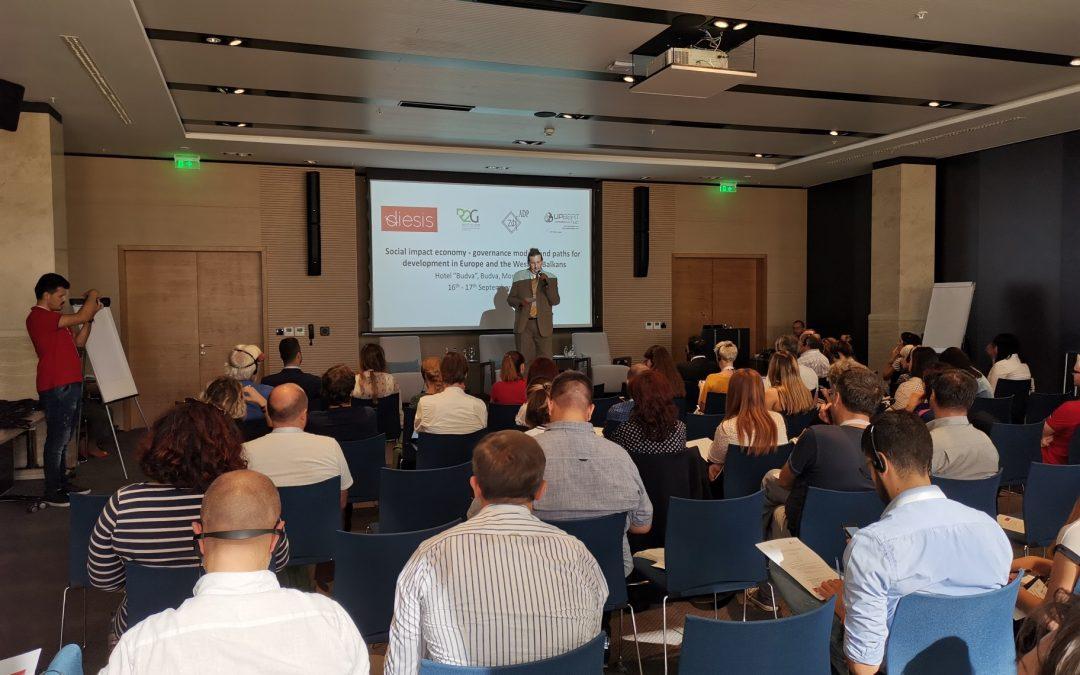 R2G seminar in Montenegro